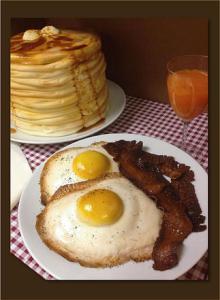 blog breakfast cake