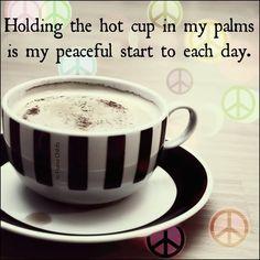 blog coffee morning