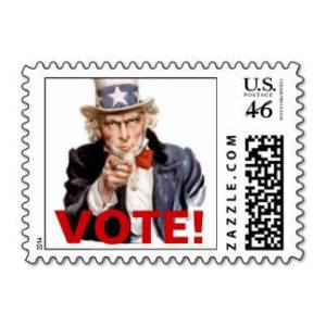 blog uncle sam vote
