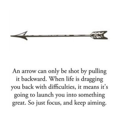 blog arrow quote