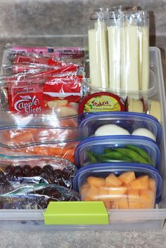 blog healthy snack drawer