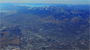 reno tahoe aerial
