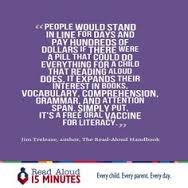 read aloud vaccine