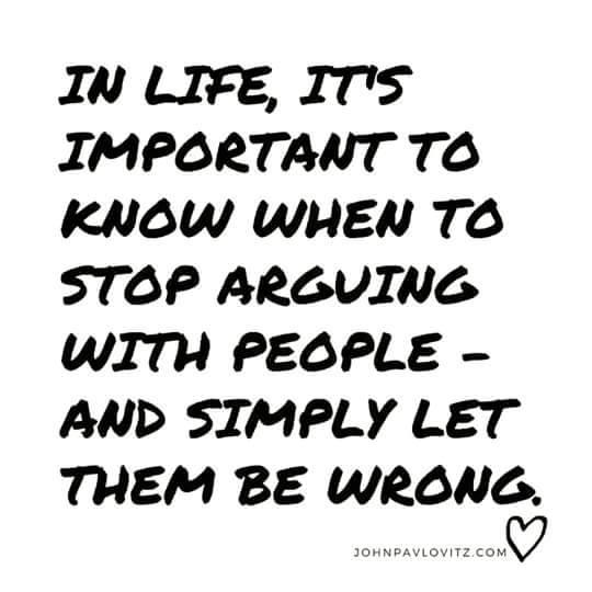 be wrong