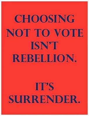 rebellion vs surrender vote