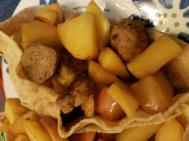 apple sausage