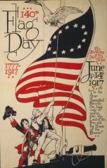 Flag_Day 5_poster_1917